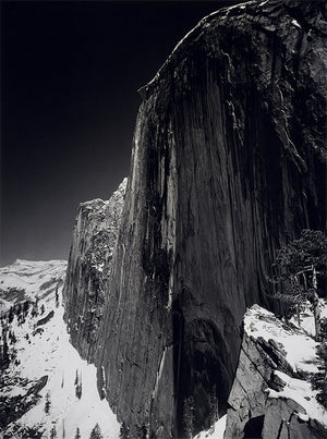 Monolith, The Face of Half Dome   - Large Print Rolled