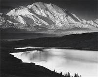 Mount McKinley and Wonder Lake