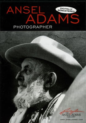Ansel Adams Photographer DVD