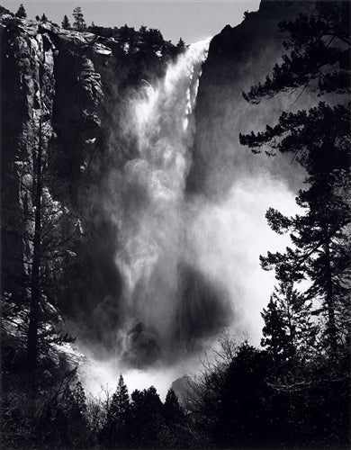 Bridalveil Fall - Loose Print