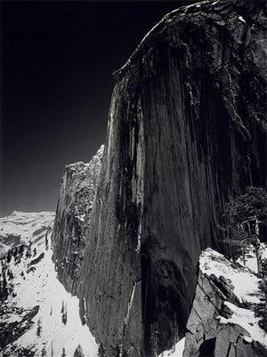Monolith, the Face of Half Dome - Loose Print