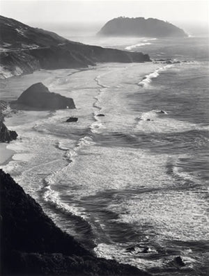 Point Sur, Storm - Loose Print