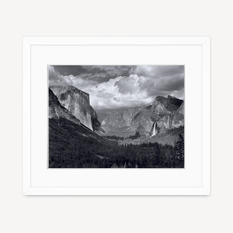 Yosemite Valley, Thunderstorm