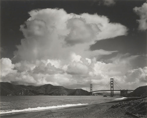 Golden Gate from Baker Beach - Loose Print