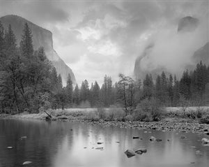 In The Style of Ansel Adams:  Crafting The Fine Silver Image With Alan Ross - October 6-10, 2020