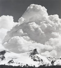 Unicorn Peak, Thunderclouds
