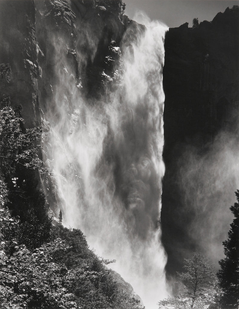 Bridalveil Fall, YNP 1974