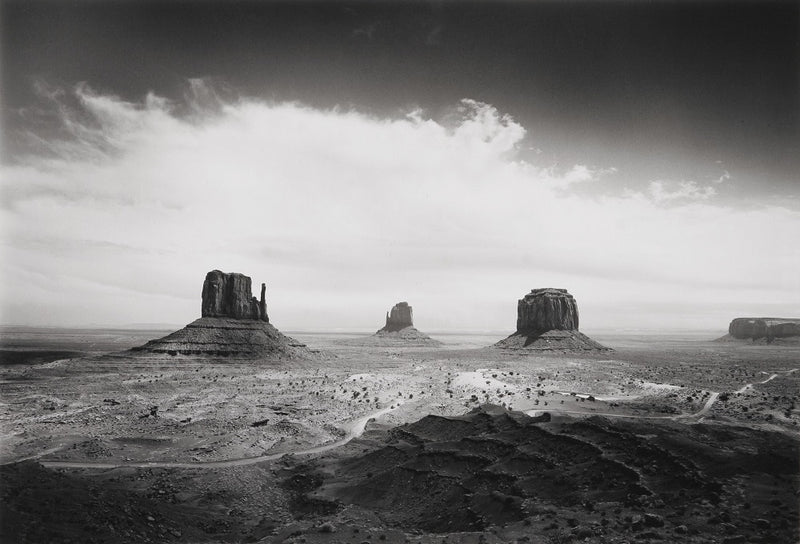 Clearing Storm, Monument Valley