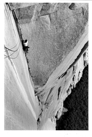 Ed Cooper on the First Ascent of Dihedral Wall, El Capitan