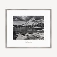 German Silver Metal Frame for Yosemite Special Edition Photographs