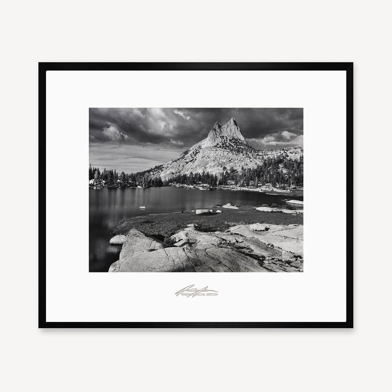 Matte Black Metal Frame for Yosemite Special Edition Photographs