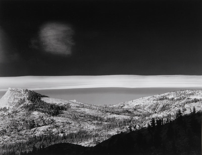 Sierra Wave Cloud, YNP 1981 by Bob Kolbrener - Ansel Adams Gallery