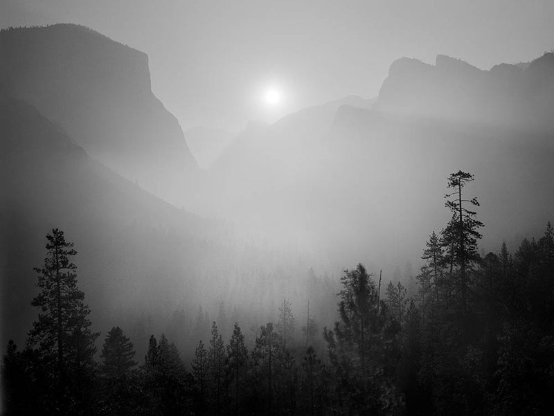 Summer Sunrise, Yosemite