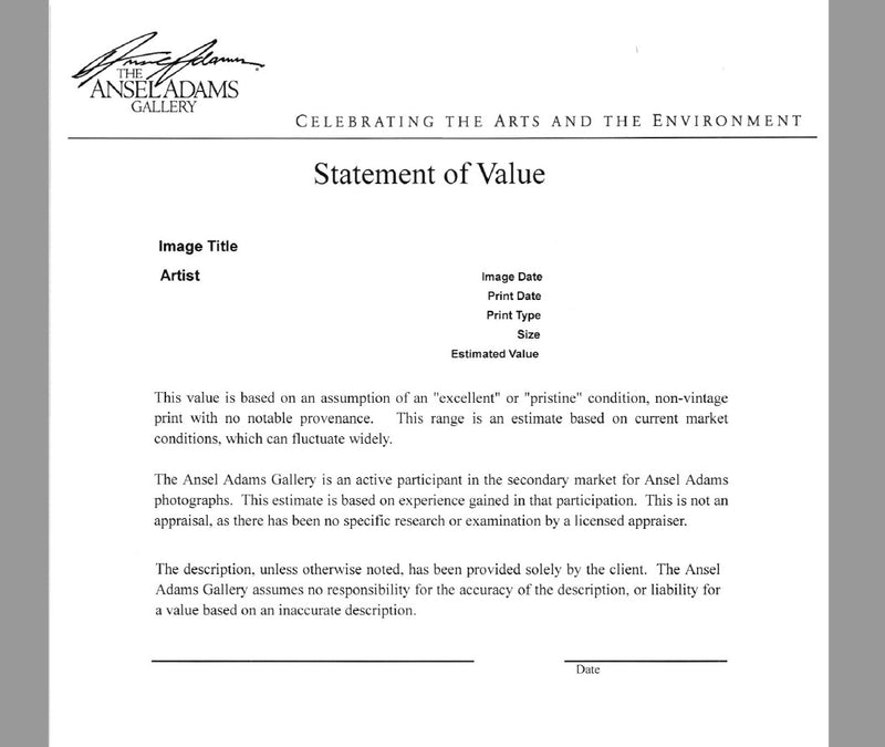 Value Statement