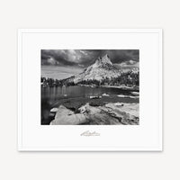 White Wood Frame for Yosemite Special Edition Photographs