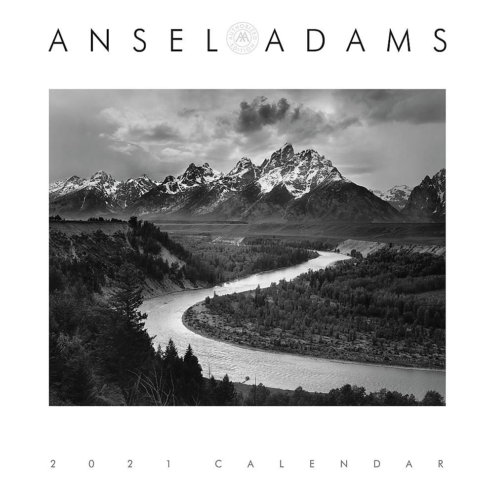 Ansel Adams 2021 Engagement Calendar