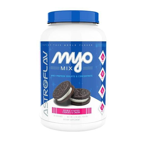 MyoMix - Whey Protein Isolate & Concentrate - Astroflav