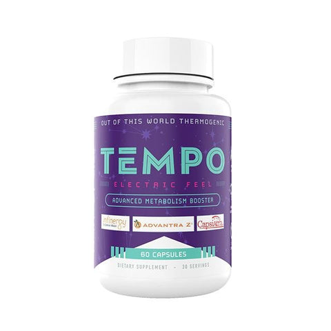 Tempo - Thermogenic Fat Burner - Astroflav
