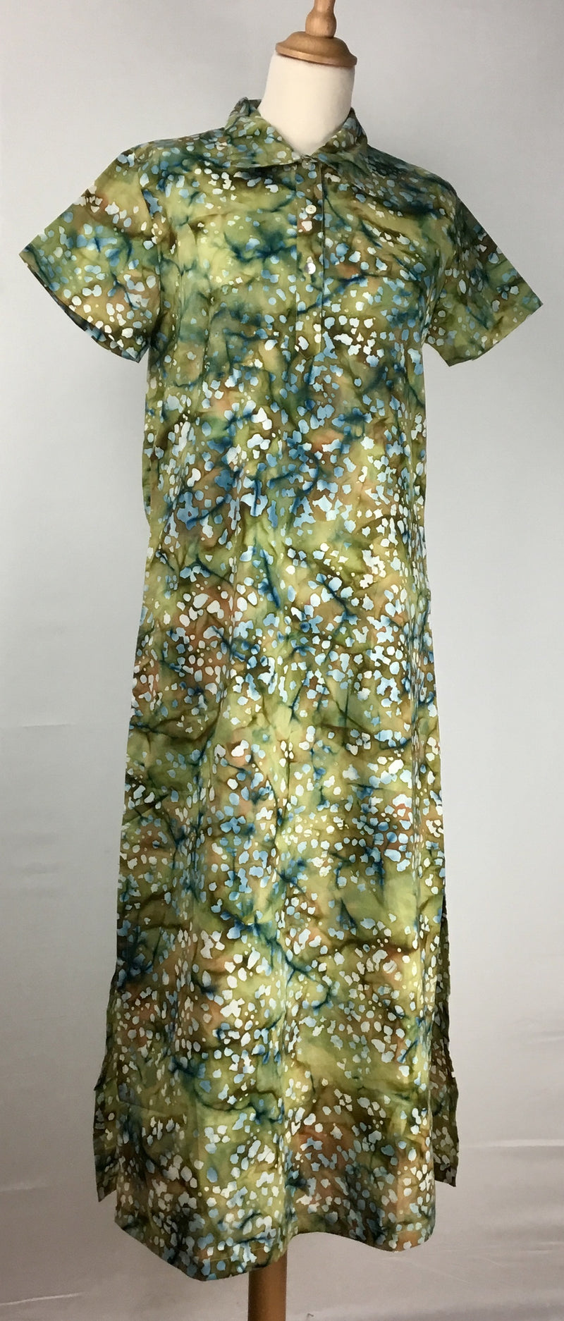 Nikki Dress Green
