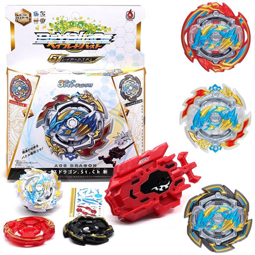 Flame - Beyblade GT Ace Dragon Sting Charge Zan