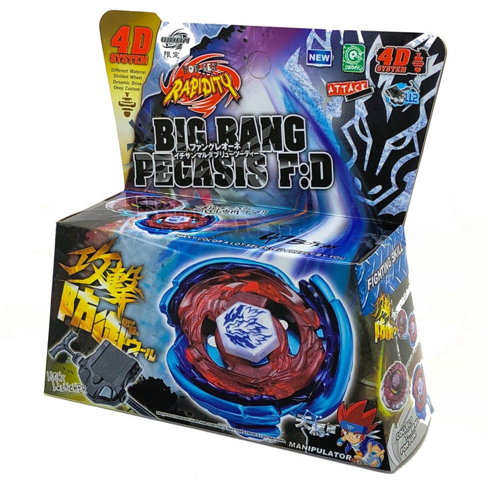 Big bang pegasis FD pakke