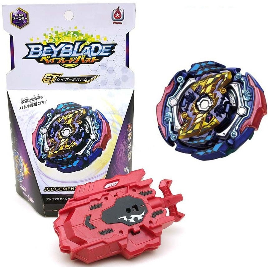 Flame - Beyblade GT Judgement Joker