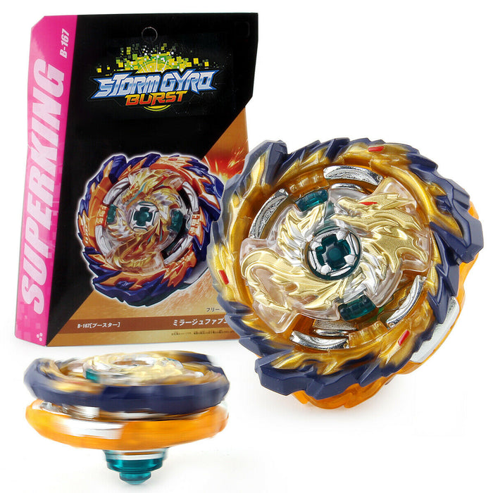 MQ - Beyblade SuperKing Mirage Fafnir B-167
