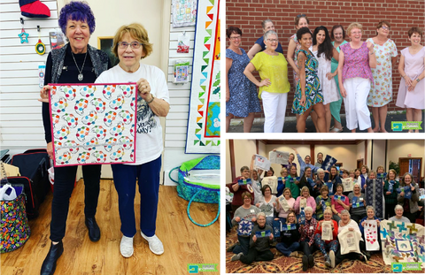 Sewing Classes - Photo of Completed Projects