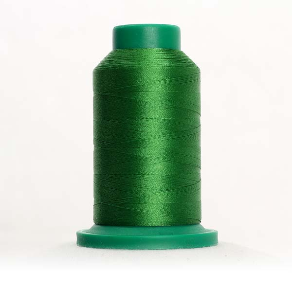 Isacord Solid Green Grass 5722