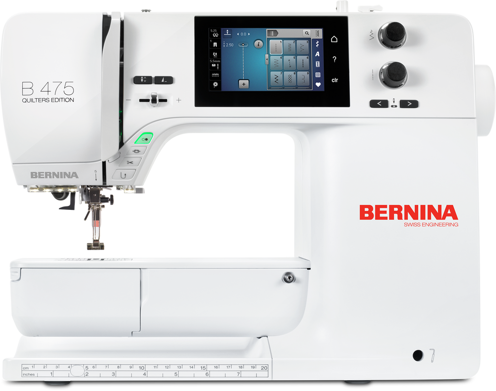 Zoom- BERNINA 4 Series Guide Class