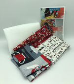 Serger Club Anytime Table Runner Coffee Kit