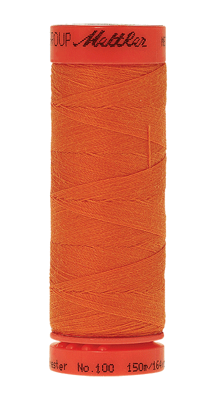 Mettler Metrosene Plus Thread Tangerine 1335