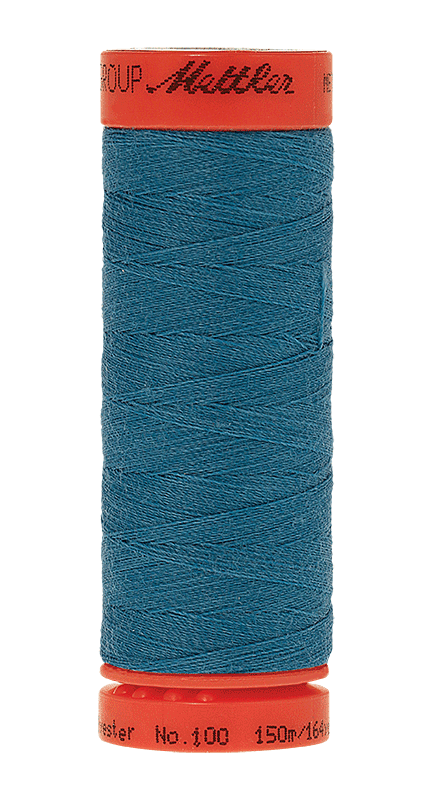 Mettler Metrosene Plus Thread Caribbean Blue 1394