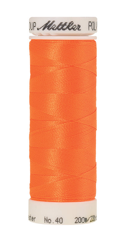 Mettler Poly Sheen Orange 1106