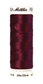 Mettler Poly Sheen Burgundy 2222