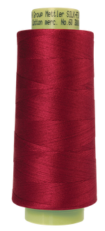 Mettler Silk Finish Sangria 0157