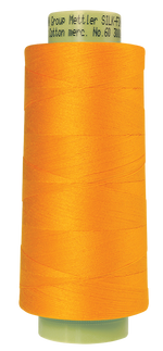 Mettler Silk Finish Marigold 0161