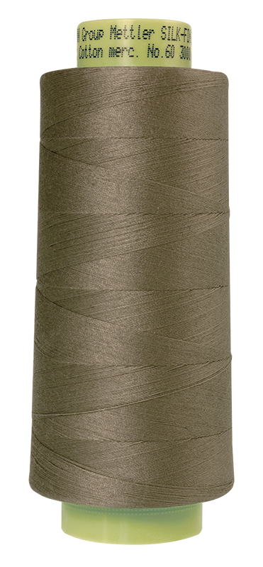 Mettler Silk Finish Titan Gray 0413