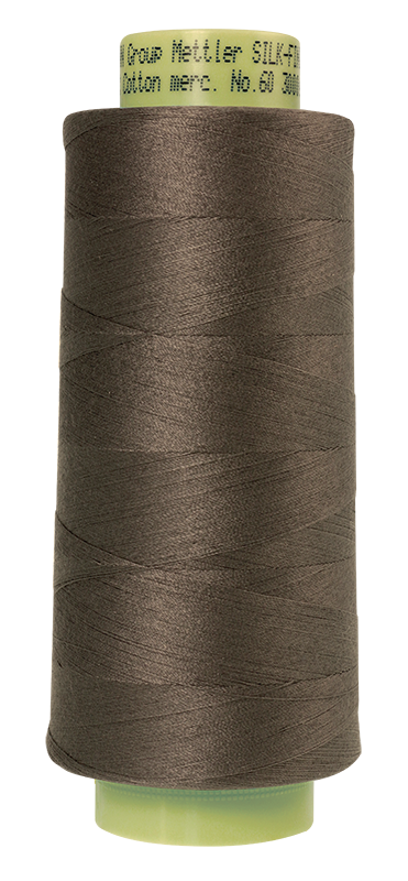 Mettler Silk Finish Dark Charcoal 0416