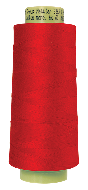 Mettler Silk Finish Country Red 0504