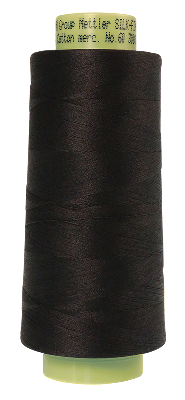 Mettler Silk Finish Darkest Blue 0821