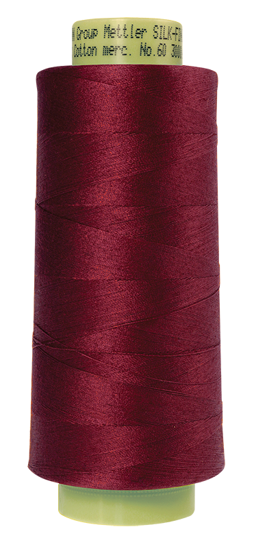 Mettler Silk Finish Cranberry 0918