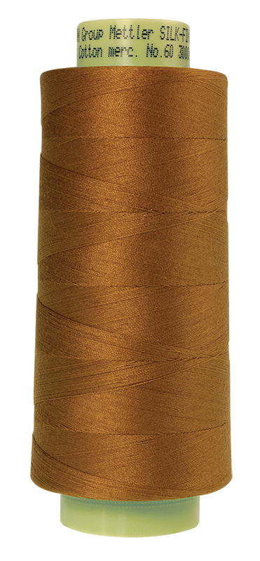 Mettler Silk Finish Bronze Brown 3514