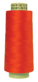 Mettler Silk Finish Mandarin Orange 6255