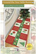 Around the Tree Table Runner