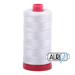Aurifil 12 Wt Cotton Thread Dove 2600