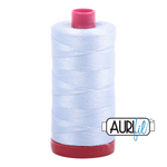 Aurifil 12 Wt Cotton Thread Light Robbins Egg 2710