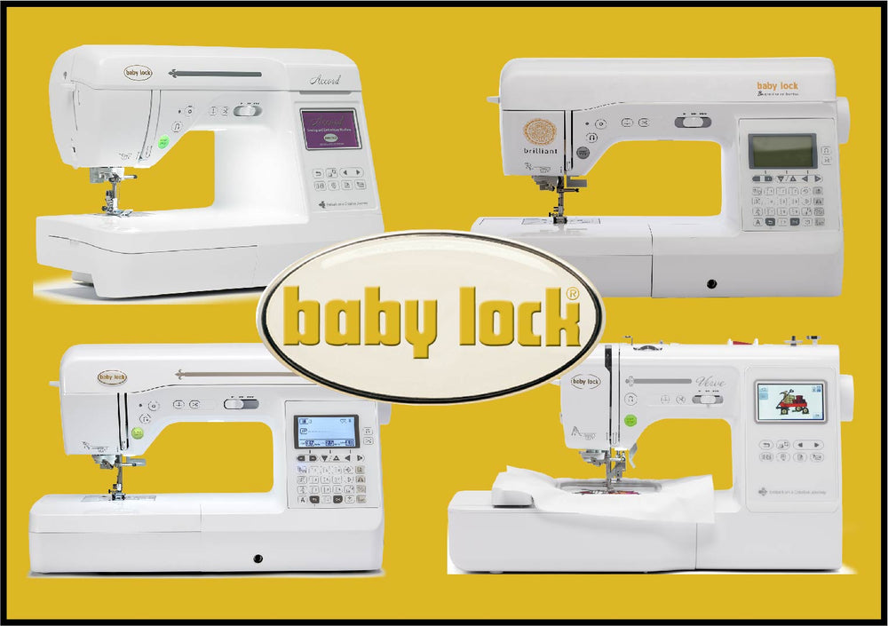 Zoom- Baby Lock SEWING Guide Class