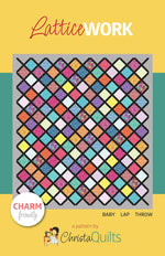 October Sewing Club Christa Watson Quilt Pattern - East Aurora