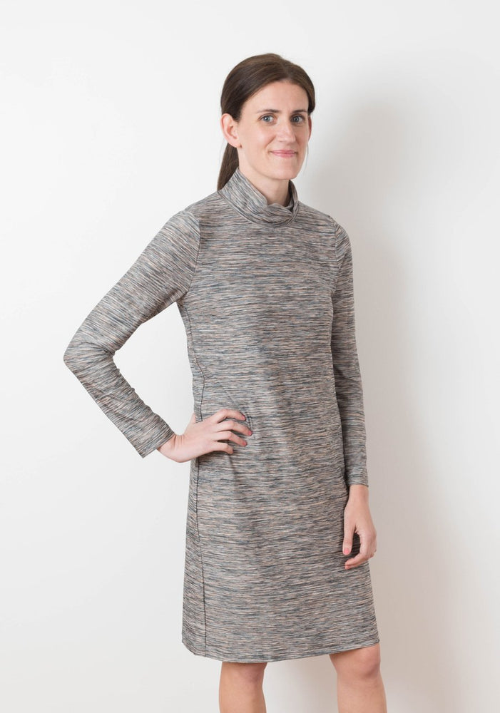 Lark Tee Shirt Dress - East Aurora